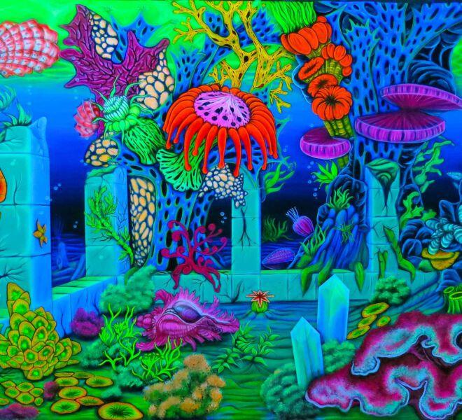 Unterwasser-Radka