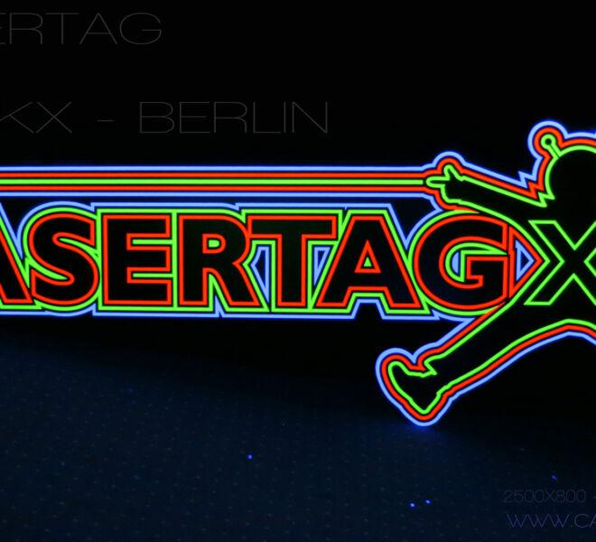LasertagX