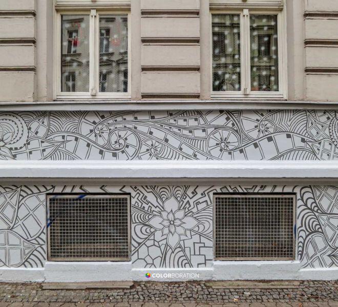 Marandai-Fassade