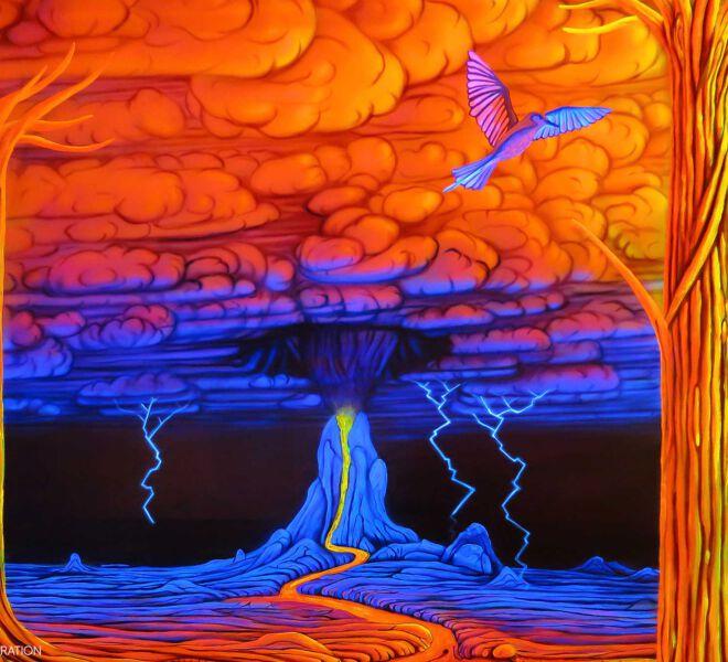UV-Vulkan
