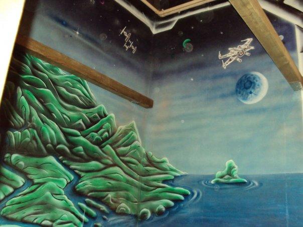 semi´s starwars-room by maxi hellweger 1