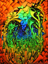 blacklight-minigolf-art